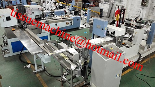 Fully Automatic Transfer Napkin Production Line