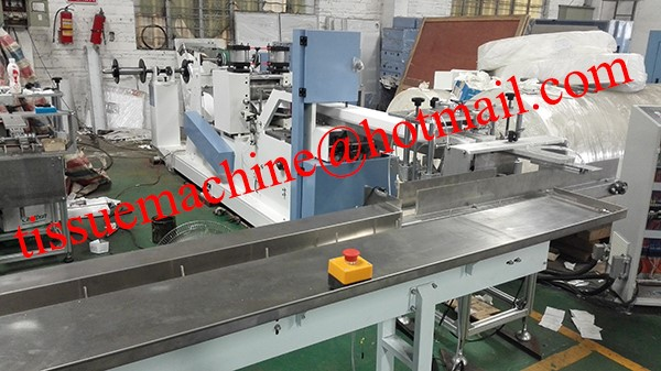 Fully Automatic Napkin Converting Line