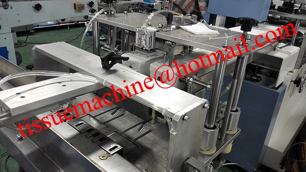Fully Automatic Napkin Production Line with Auto Transfer